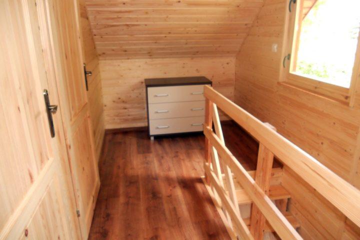 Domek kempingowy 4-6 osobowy w Stepnicy